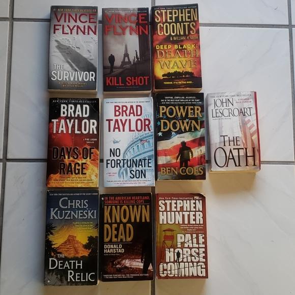 Original Paperbacks Other - Original Paperback, 10 collection various authors